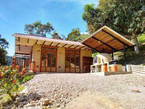 Casa Carolina y Stephanne – La Vega, Cundinamarca