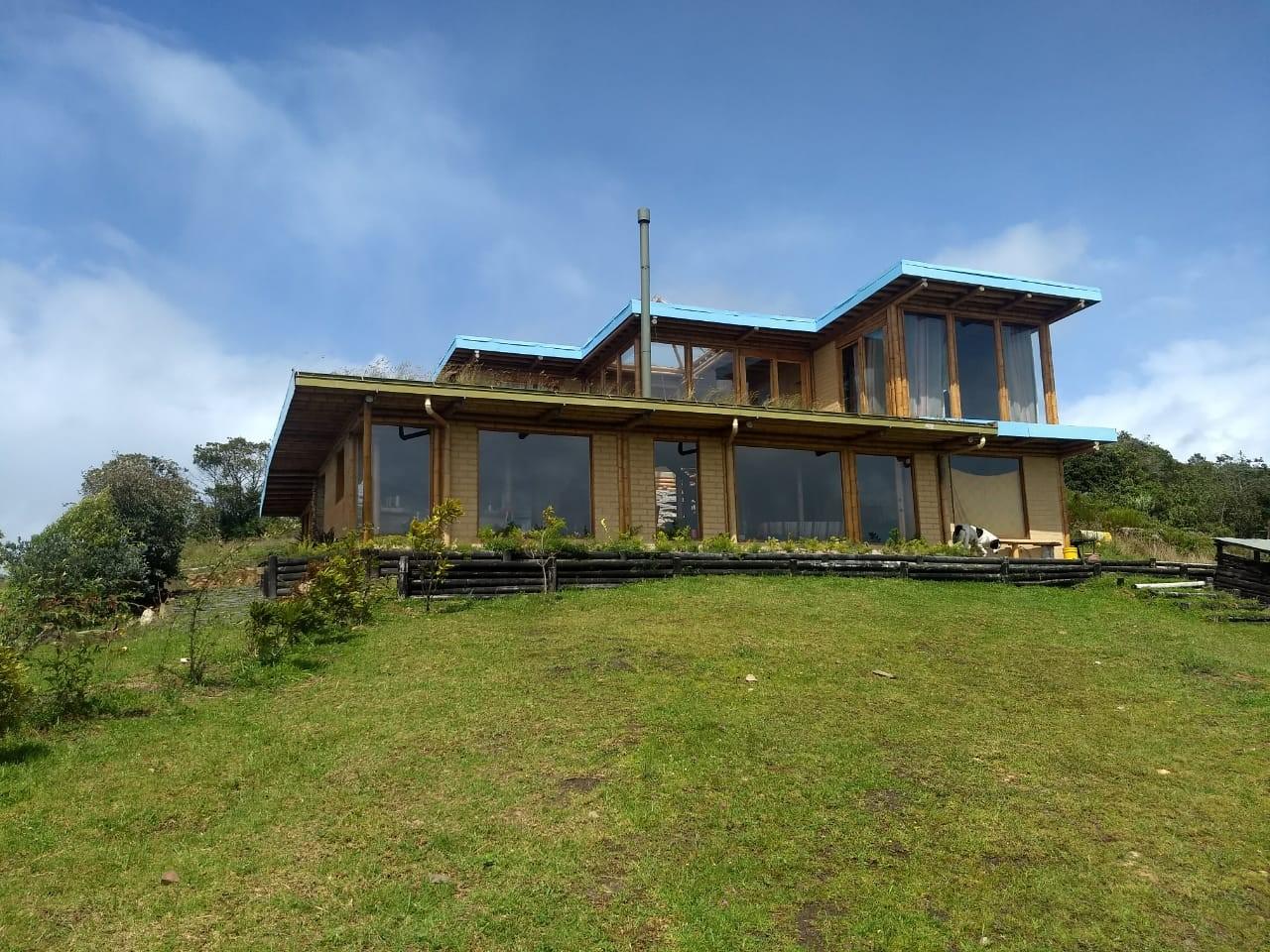 Casa Fabricio y Gusbey - Guasca, Cundinamarca3