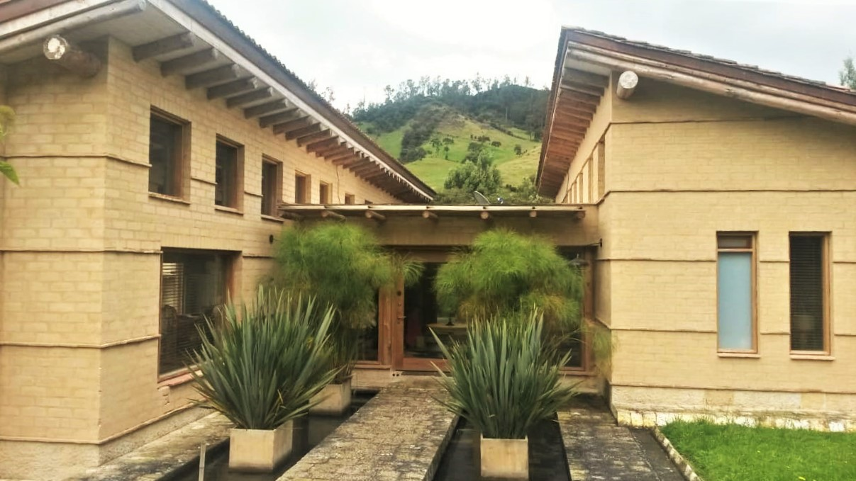 Casa Mauricio Luque - Sopo, Cundinamarca-portada