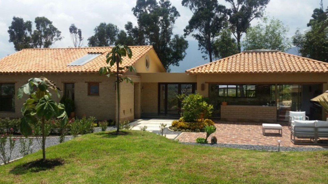 Casa Valerie Smetek - Villa de Leyva, Boyaca-portada