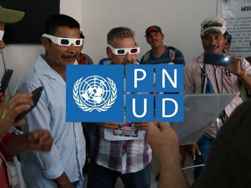 PNUD – Ambientes para la paz, San Vicente del Caguán, Caquetá