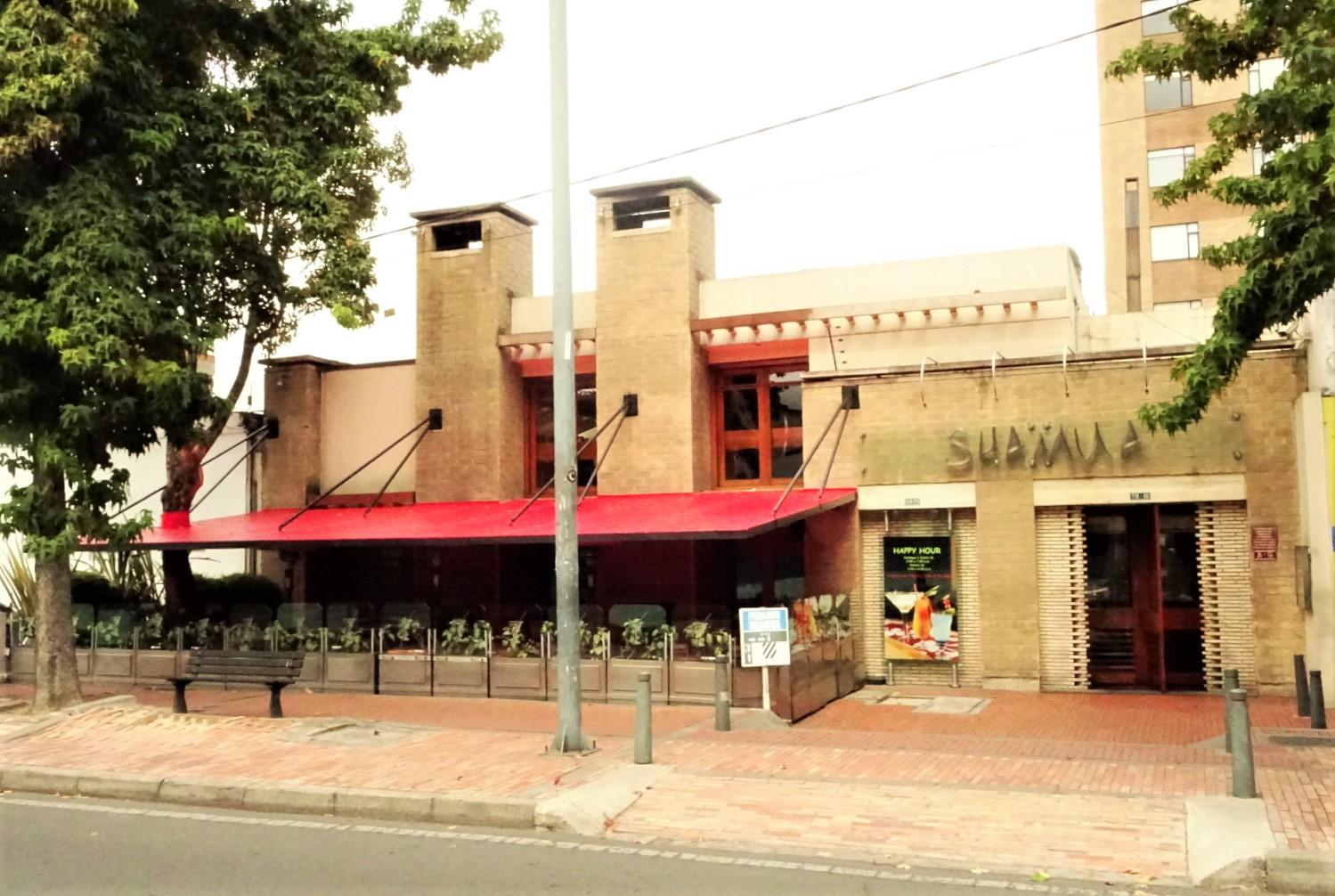 Shamua - Bogotá1
