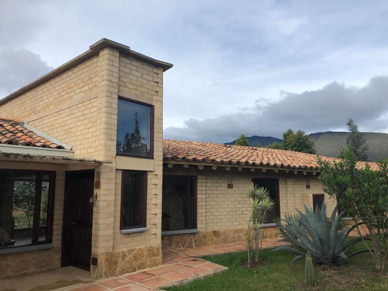 Casa Fonheimer - Villa de Leyva, Boyaca-portada