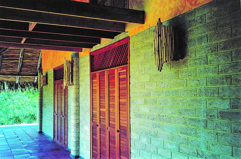 Casa Montes - Agua de Dios, Cundinamarca-portada