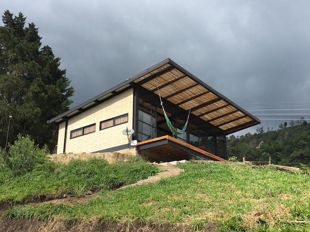 Casa Amaya - San Francisco, Cundinamarca-portada