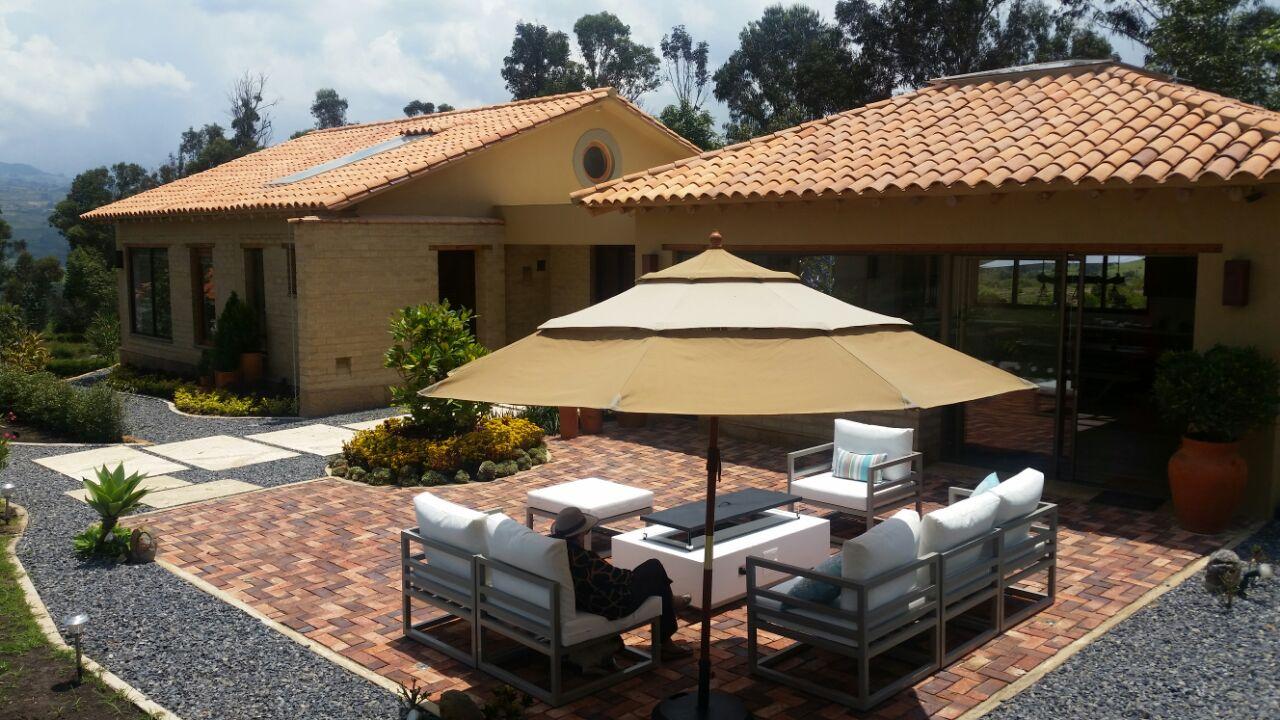 Casa Valerie Smetek - Villa de Leyva, Boyaca5