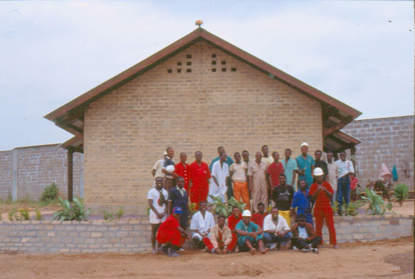 Comunidad de zaire